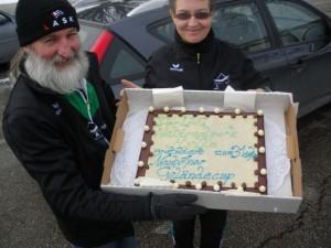 Glückwunsch den Läufern und Veranstaltern!