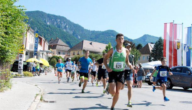 Neue Mollner Ortslaufsieger bei der zehnten Auflage des Rennens