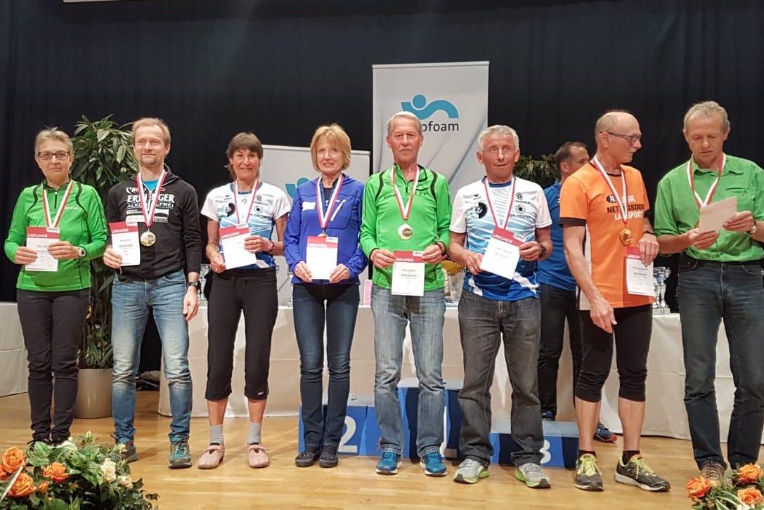 Marktlauf Kremsmünster 2019 und OÖ Meisterschaften über 10 km