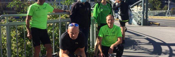 Staats- & Landesmeistertitel bei Halbmarathon in Salzburg