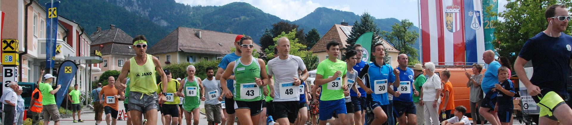 Christoph Girkinger beim Triathlon in Zell am See