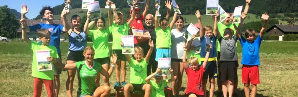 Olympia für Kids 2019 in Molln